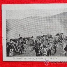 Cine: EL HONOR DE MORIR, AMBROSIO, RECLAM TIKET FILMS Nº 6, CON ARGUMENTO, 1915 APROX. Lote 39155562