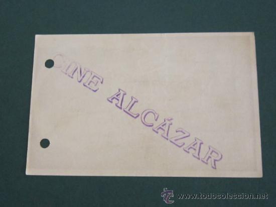 Cine: PROGRAMA DE CINE - INTERMEZZO - 1939 - PUBLICIDAD - Foto 2 - 39220269