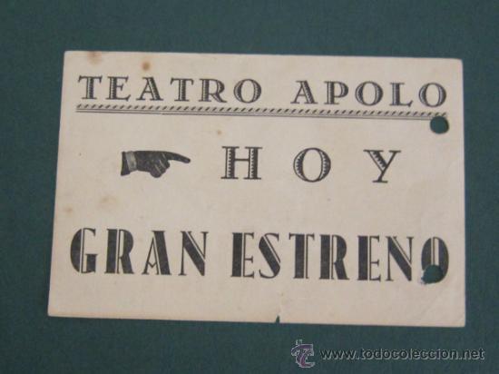 Cine: PROGRAMA DE CINE - ESPIAS EN ACCIÓN - 1940 - PUBLICIDAD - Foto 2 - 39263902