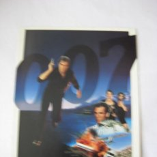 Cine: JAMES BOND. LICENCIA PARA MATAR.. Lote 39302295