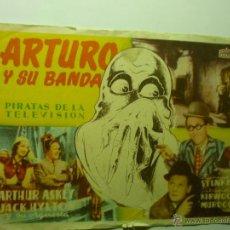 Cine: PROGRAMA ARTURO Y SU BANDA.-ARAJOL . Lote 39479393