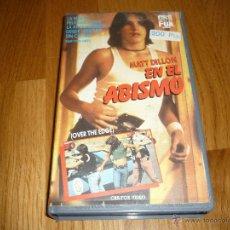 Cine: PELICULA EN EL ABISMO / OVER THE EDGE (1979) VHS 94`APROX. Lote 39616143