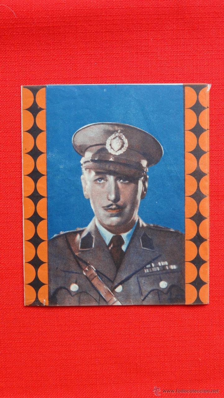 EMISORA SECRETA L.B.17, TRÍPTICO 1940, DIRECTOR TOURJANSKI, CON PUBLICIDAD VICTORIA (Cine - Folletos de Mano - Bélicas)