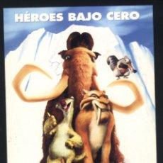 Cine: P-2768- ICE AGE (LA EDAD DE HIELO). Lote 40569562
