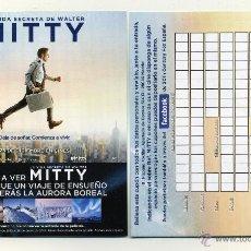 Cine: LA VIDA SECRETA DE WALTER MITTY, CON BEN STILLER.. Lote 243296140