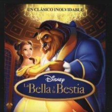 Cine: P-3237- LA BELLA Y LA BESTIA. Lote 41183214