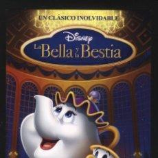 Cine: P-3315- LA BELLA Y LA BESTIA. Lote 41250265