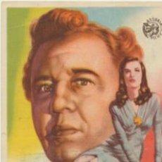 Cine: EL SOSPECHOSO. SENCILLO DE ASTORIA FILMS. CINE ESPAÑOL - ANDÚJAR 1946.. Lote 41451620