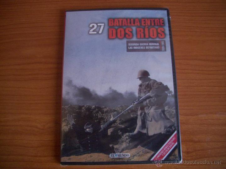SEGUNDA GUERRA MUNDIAL: LAS IMAGENES DEFINITIVAS Nº 27 (Cine - Folletos de Mano - Documentales)
