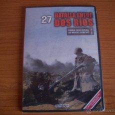 Flyers Publicitaires de films Anciens: SEGUNDA GUERRA MUNDIAL: LAS IMAGENES DEFINITIVAS Nº 27. Lote 153690713