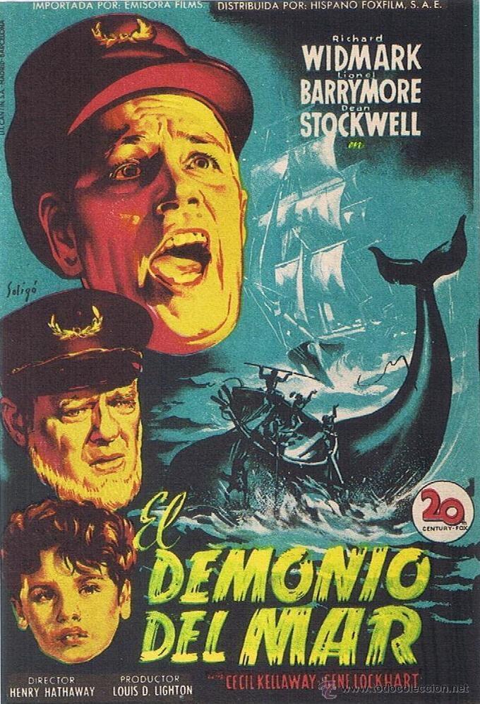 Resultado de imagen de el demonio del mar
