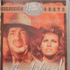 Cine: VENDO VHS (BANDOLERO).. Lote 42196296