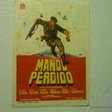 Cine: PROGRAMA MANDO PERDIDO .-ANTHONY QUINN. Lote 42570536