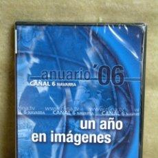 Cine: ANUARIO NOTICIAS DEL AÑO 2006 CANAL 6 NAVARRA. Lote 42631672