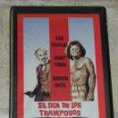 Cine: VENDO PELICULA VHS (EL DIA DE LOS TRAMPOSOS) Y DE REGALO OTRA PELICULA (TEMPESTAD SOBRE EL NILO).. Lote 42783644