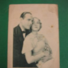 Cine: CARTON. PROGRAMA DE CINE. HAZTE RICO PRONTO. WILLIAM HAINES Y LEILA HYAMS. METRO GOLDWYN MAYER 1932.. Lote 43622358
