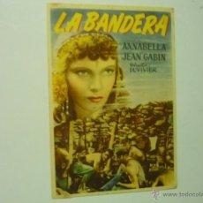 Cine: PROGRAMA LA BANDERA.- ANNABELLA. Lote 44208818