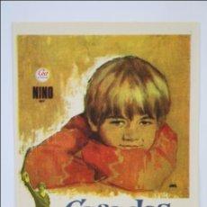 Cine: PROGRAMA DE CINE - GRANDES AMIGOS - SIN PUBLICIDAD AL DORSO - 12 X 8,5 CM. Lote 44337802