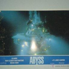 Cine: ABYSS.CARTELERA COMPLETA.. Lote 44853470