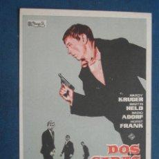 Cinema - PROGRAMA DE MANO . DOS CARAS DEL DESTINO , SIN PUBLICIDAD . ( VER FOTO ADICIONAL ). - 44879660