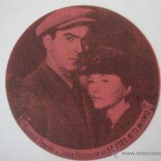 Cine: ANTIGUO FOLLETO MANO SE FIEL A TI MISMO - 30 ANIVERSARIO - 1915/1945 - 20TH CENTURY ELCHE, AÑO 1945. Lote 44937906