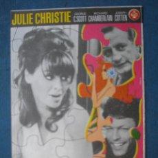 Folhetos de mão de filmes antigos de cinema: PROGRAMA DE MANO . PETULIA . SIN PUBLICIDAD . . Lote 45052801