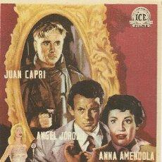 Cine: AVENIDA ROMA 66 (1958) DE JUAN XIOL.. Lote 45130281