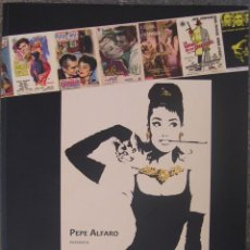 Foglietti di film di film antichi di cinema: EL CINE EN SUS MANOS (CATÁLOGO DE PROGRAMAS SENCILLOS VOL. 1) PEPE ALFARO. Lote 218021941