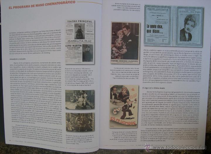Cine: EL CINE EN SUS MANOS (Catálogo de programas sencillos vol. 1) Pepe Alfaro - Foto 4 - 218021941