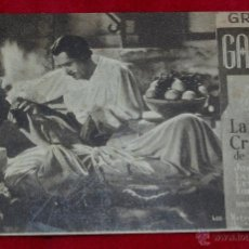 Cine: LA REINA CRISTINA DE SUECIA. Lote 45555403