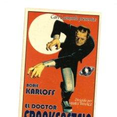 Cine: EL DOCTOR FRANKENSTEIN, BORIS KARLOFF. Lote 46077032