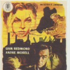 Cine: ALTA TRAICIÓN. SENCILLO DE PROCINES. CINE MARI - LEÓN 1953.. Lote 46088840