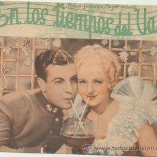 Kino - En los tiempos del Vals. Doble de MGM. ¡IMPECABLE! - 46176227