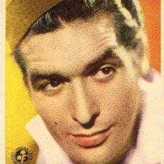 Cine: FOLLETO DE CINE ¨ LA DAMA DEL ARMIÑO¨ 1948. Lote 46220236