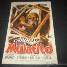 Cine: ANGELO MULATITO. Lote 46319907