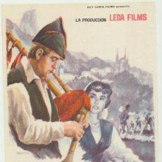 Cine: ASÍ ES ASTURIAS. SENCILLO DE REY SORIA FILMS.. Lote 46336664