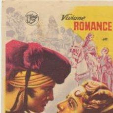 Cine: CARMEN. SENCILLO. CINE CASINO CALDENSE. 1951.. Lote 46363945