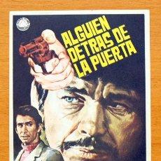 Cine: ALGUIEN DETRAS DE LA PUERTA - CHARLES BRONSON, ANTHONY PERKINS. Lote 46482574