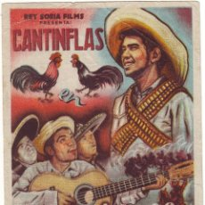 Cine: ASÍ ES MI TIERRA 1949 CINE DE MÉRIDA RARO. Lote 46495062