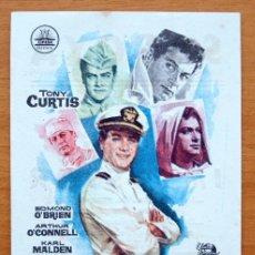 El Gran Impostor - Tony Curtis, Edmond O´Connell - Con Publicidad