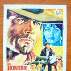 Cine: EL HOMBRE EL ORGULLO Y LA VENGANZA - FRANCO NERO, TISA AUMONT. Lote 46672457