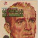 Cine: LA BATALLA DEL DOMINGO 1965 ALFREDO DI STEFANO. CINE DE DON BENITO. Lote 46705461