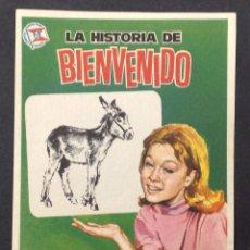 Cine: LA HISTORIA DE BIENVENIDO. MARISOL. AUGUSTO FENOLLAR.. Lote 46971517