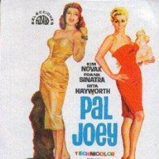 Cine: PAL JOEY. Lote 46981788
