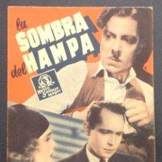 Cine: LA SOMBRA DEL HAMPA. STUART ERWIN. MADGE EVANS. JOSEPH CALLEIA. ROBERT BARRAT.. Lote 47051014