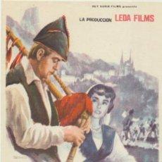 Cine: ASÍ ES ASTURIAS. SENCILLO GRANDE DE REY SORIA FILMS.. Lote 47088258