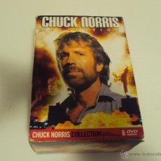 Cine: CHUCK NORRIS COLECION. Lote 47310065