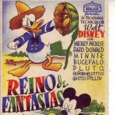 Cine: REINO DE FANTASIAS. Lote 47400311