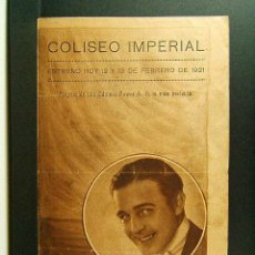 Cine: DEMASIADOS MILLONES-TOO MANY MILLIONS-J.CRUZE-WALLACE REID-ORA CAREW-OBRA RARISIMA-ESTRENO-1921-MUDA. Lote 47610024