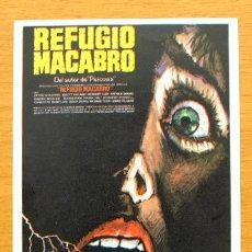 Cine: REFUGIO MACABRO - PETER CUSHING. Lote 47678962